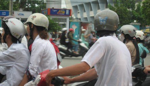 クロスカブ用にヘルメットを購入しました