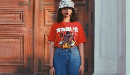 江口寿史デザイン クロスカブTシャツがカワイイ ホンダ公式ショップで販売中