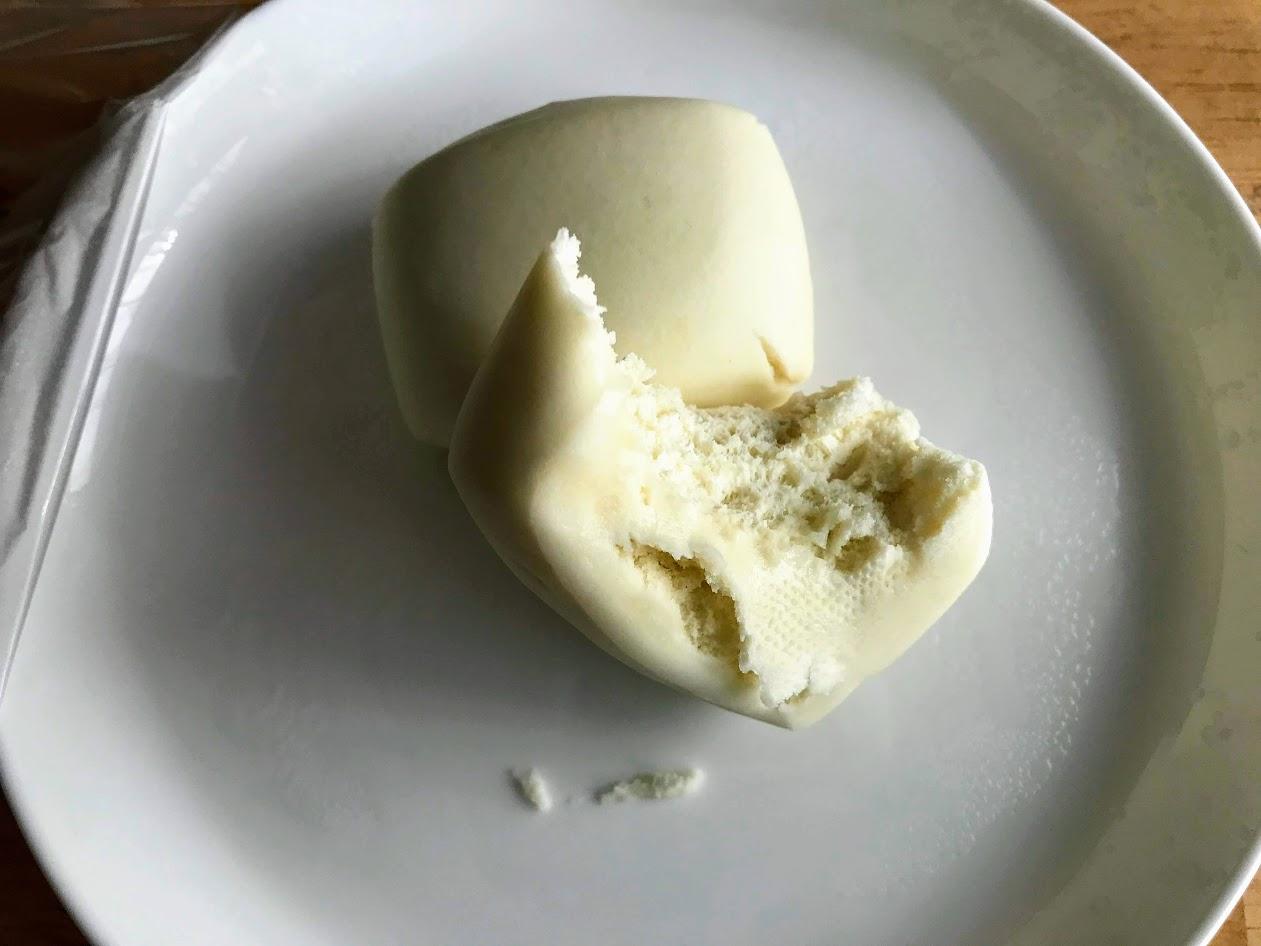食感はパン