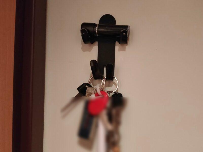 シャチハタと鍵