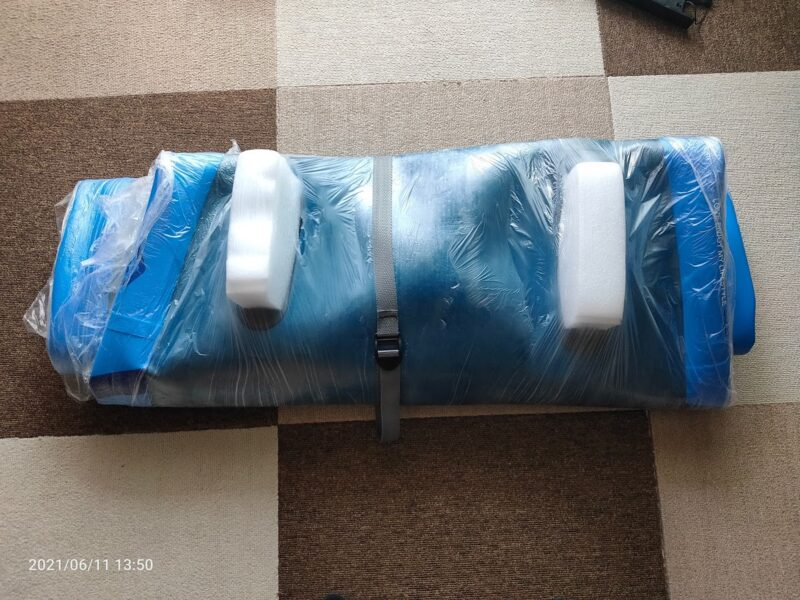 SUPボード梱包の状態